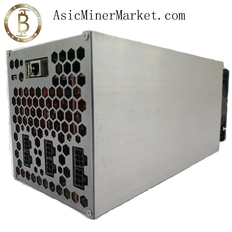 BITCOIN miner machines