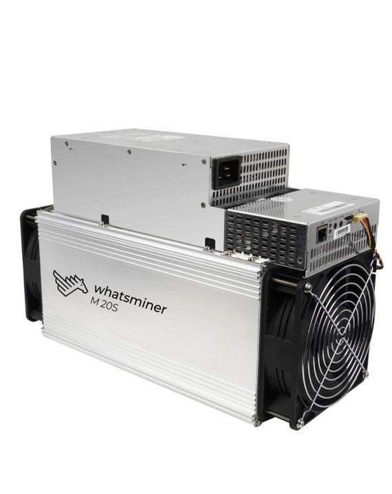 Whatsminer M20S 68th Miner
