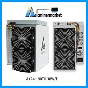Avalon A1246 Miner 90th 38w